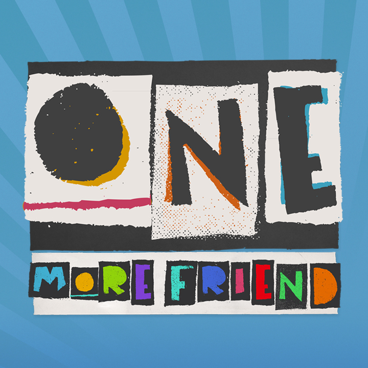 One More Friend sq - One More Friend square
